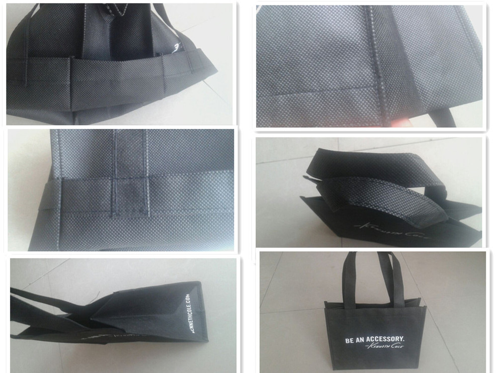 Hot selling Eco-friendly recycle bag/recyclable shopping bags/recyclable non woven bag