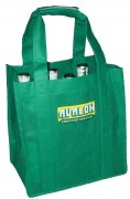 Non Woven Shopping Bags,6 Bottle Wine Bags
